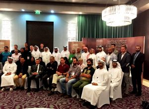 Adel at Arabian Zoo and Aquarium Conference 6