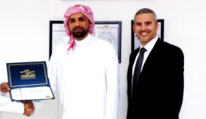 Adel Alhaimi and Ralph Leo (PhD)