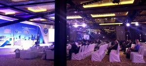 WAIPA Conference Dubai - View from the Interpreter booth